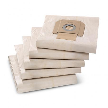 5 Sacs Filtrants Papier Nt 65/2 Nt 70/2 Nt 70/3