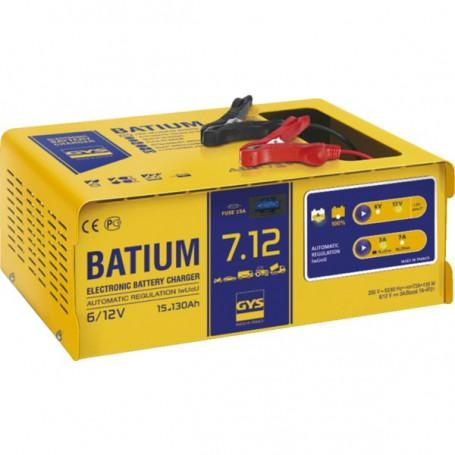 Chargeur de batterie Batium 7-12