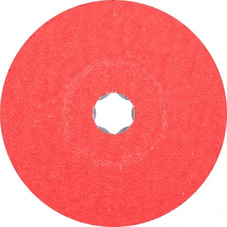 Disque Fibre Combiclick D.125MM G.36 CER. CO-COOL