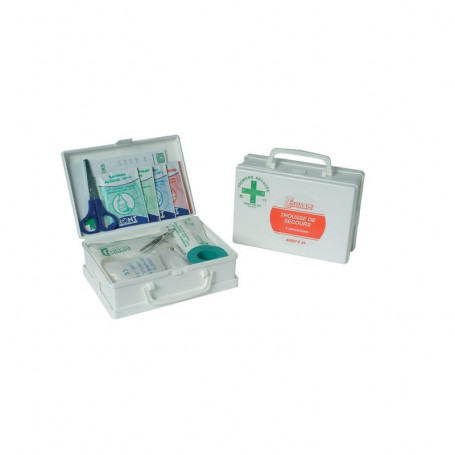Trousse Secours Polypro Asep