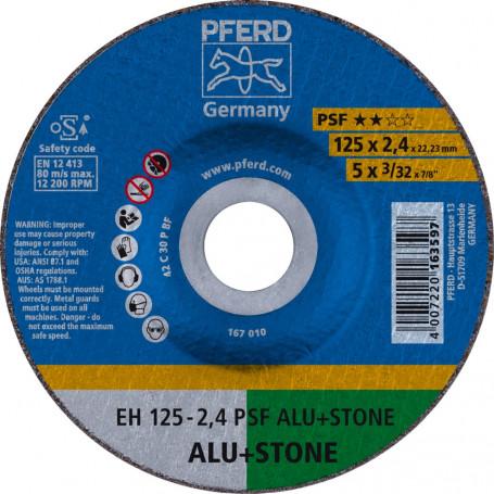 Disques à tronçonner Ligne universelle PSF PSF ALU + STONE