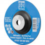Plateaux-supports pour disques fibres résistant aux températures élevées HT-GT 125 MF M14
