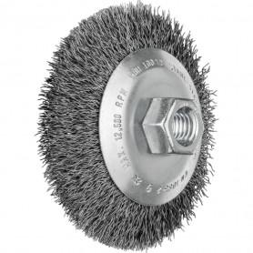 Brosses coniques à filetage, non torsadées POS KBU 10010/M14 ST 0,35
