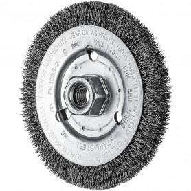 Brosses plates, non torsadées POS RBU 12512/M14 ST 0,30
