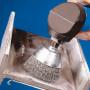 Brosses boisseau sur tige, non torsadées POS TBU 5010/6 ST 0,30