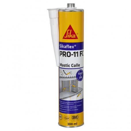 Mastic colle polyuréthane Sikaflex Pro 11 FC - 300 ML