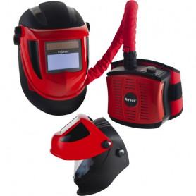 Masque de soudage Navitek S4  avec système de ventilation assisté Airkos® et visière