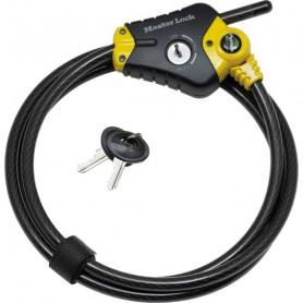 Câble Python avec cadenas intégré