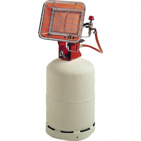 Radiant au gaz portable