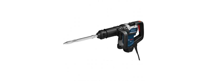 Perforateur, marteau piqueur, brise béton