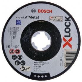 Disque à tronçonner X-Lock Expert for Metal