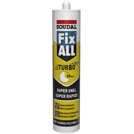 Mastic colle polymère Fix ALL Turbo