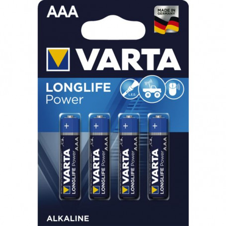 Pile alcaline Longlife Power