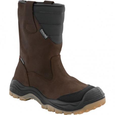 Bottes cuir New Boot S3 CI SRC