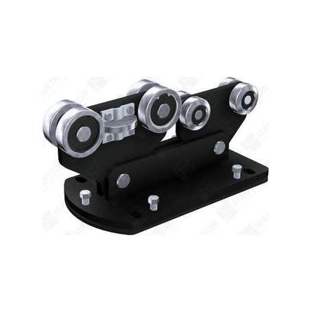 Monture acier pour rail 9060