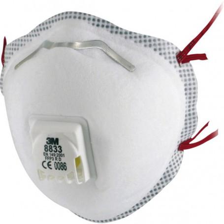 Masque antipoussière série 8000