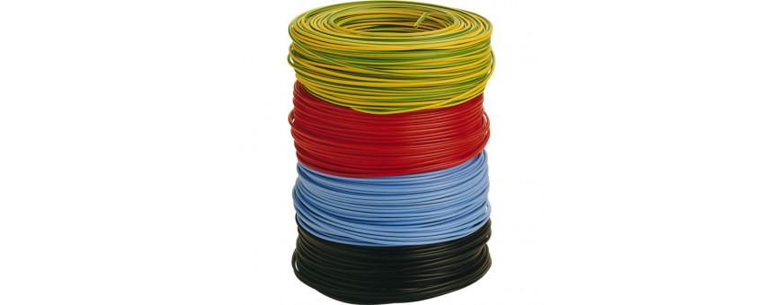 Enrouleur, fil, câble, tube