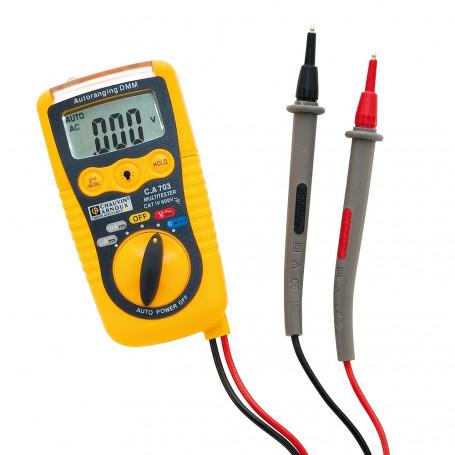 Multimètre numérique CA 703