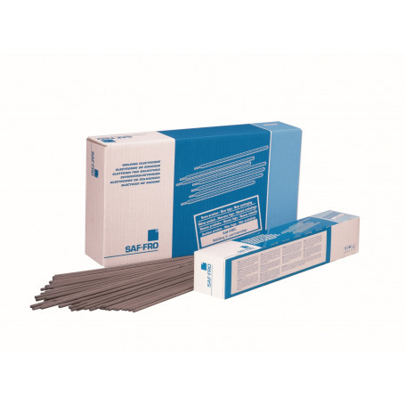 ELECTRODES SAFINOX R316L 2.0X300 mm (ETUI 310 u)