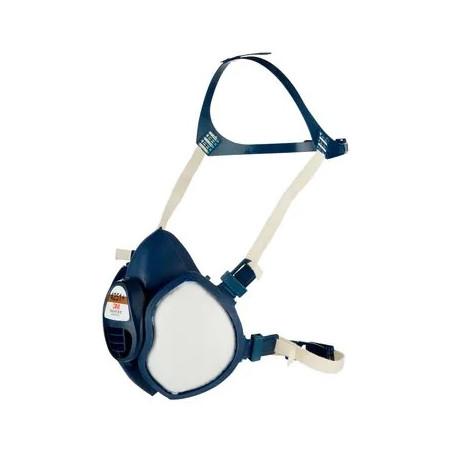Demi-masque à filtres intégrés série 4000
