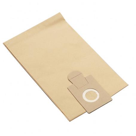 5 Sacs papier pour Aspirateur eau et poussières - JET 15i