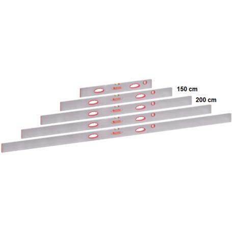 Règle à niveau - 150 cm / 200 cm