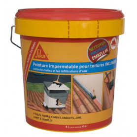 SIKAFILL PROTECTION TOITURE INCLINEE INCOLORE