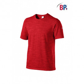 TEE SHIRT UNISEXE ESSENTIAL SPACE ROUGE