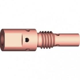 Support de tube-contact M6 MB25