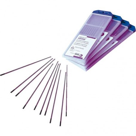 Électrode TIG tunsgtène pur