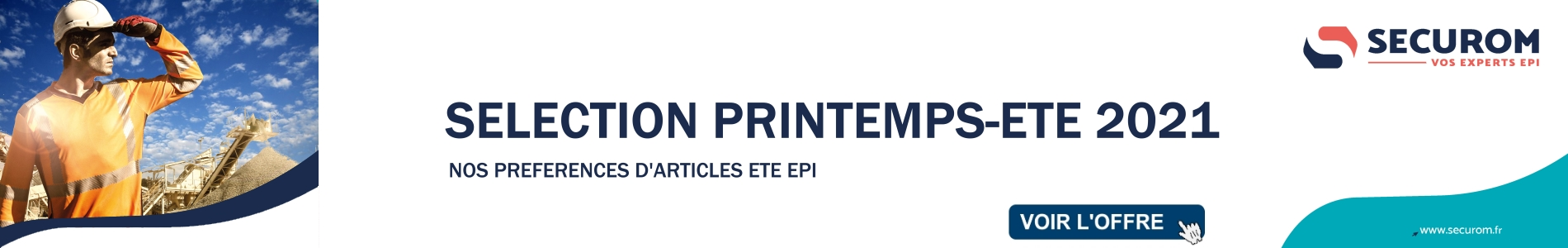 SELECTION EPI PRINTEMPS-ETE 2021